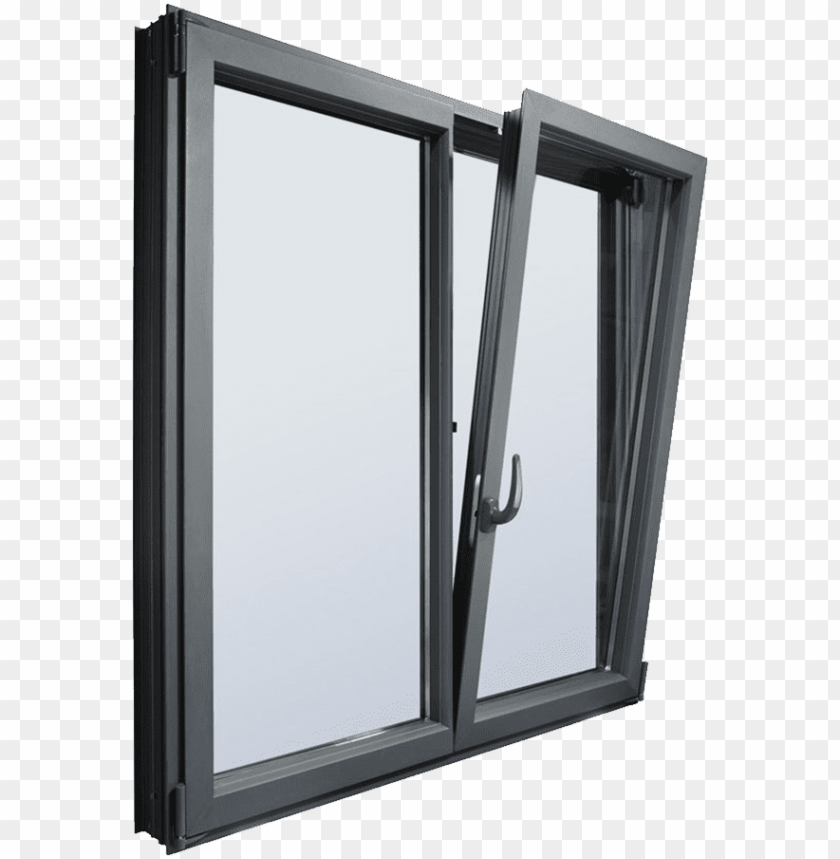 free PNG double glazed aluminium windows - tilt and turn aluminium windows PNG image with transparent background PNG images transparent