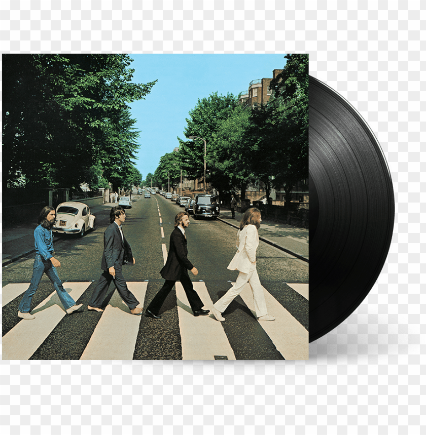 Double Tap To Zoom Beatles Abbey Road Titel Png Image With