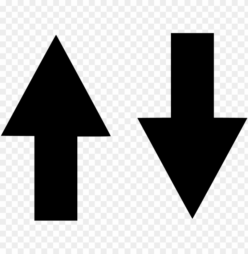 free PNG down invest revenue internet svg  icon - arrow up arrow down icon png - Free PNG Images PNG images transparent
