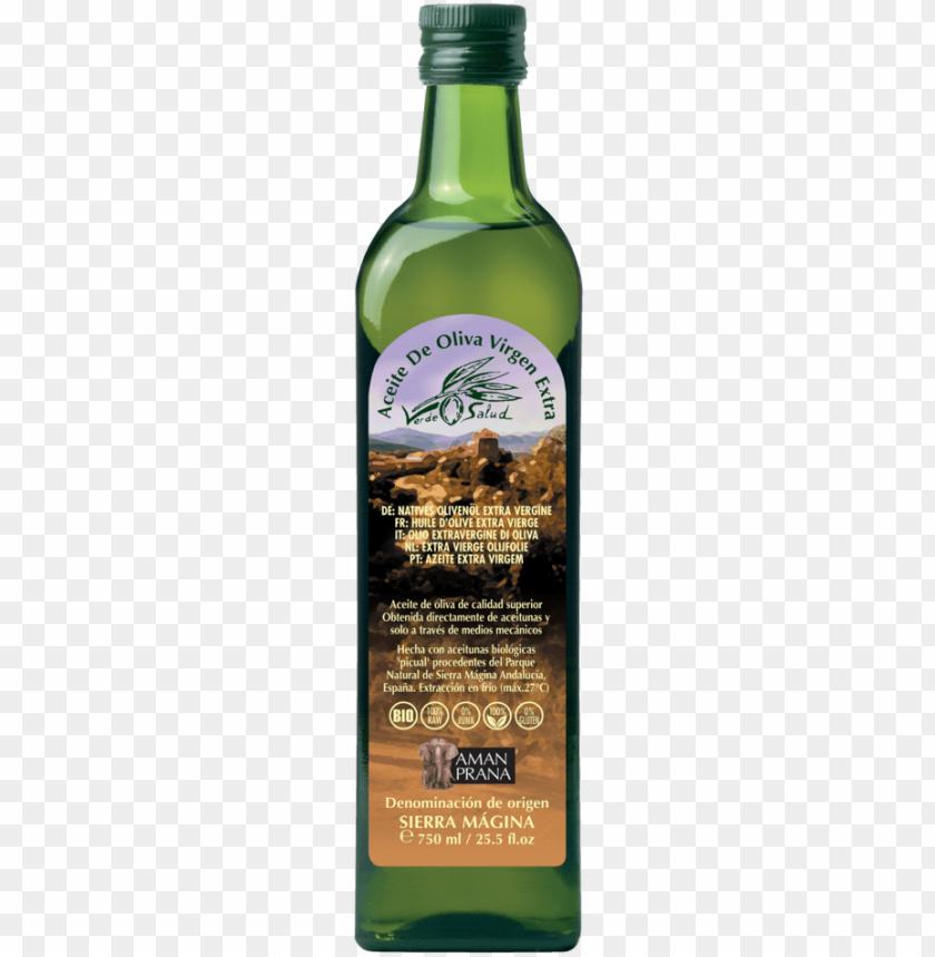 free PNG download amanprana verde salud extra virgin olive oil - amanprana olive oil verde salud, extra virgi PNG image with transparent background PNG images transparent