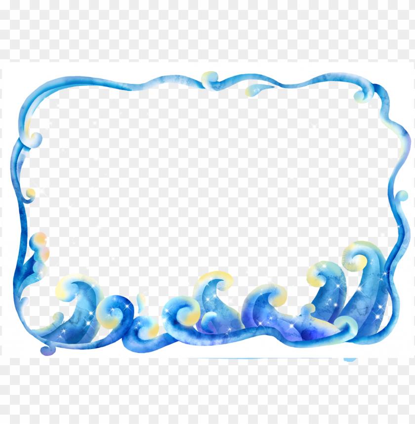 free PNG download art waves transprent - waves border clip art PNG image with transparent background PNG images transparent