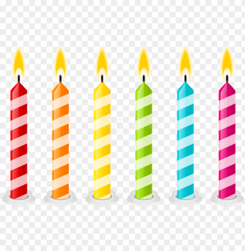 free PNG download birthday candles png vector png images background - birthday candle transparent background PNG image with transparent background PNG images transparent