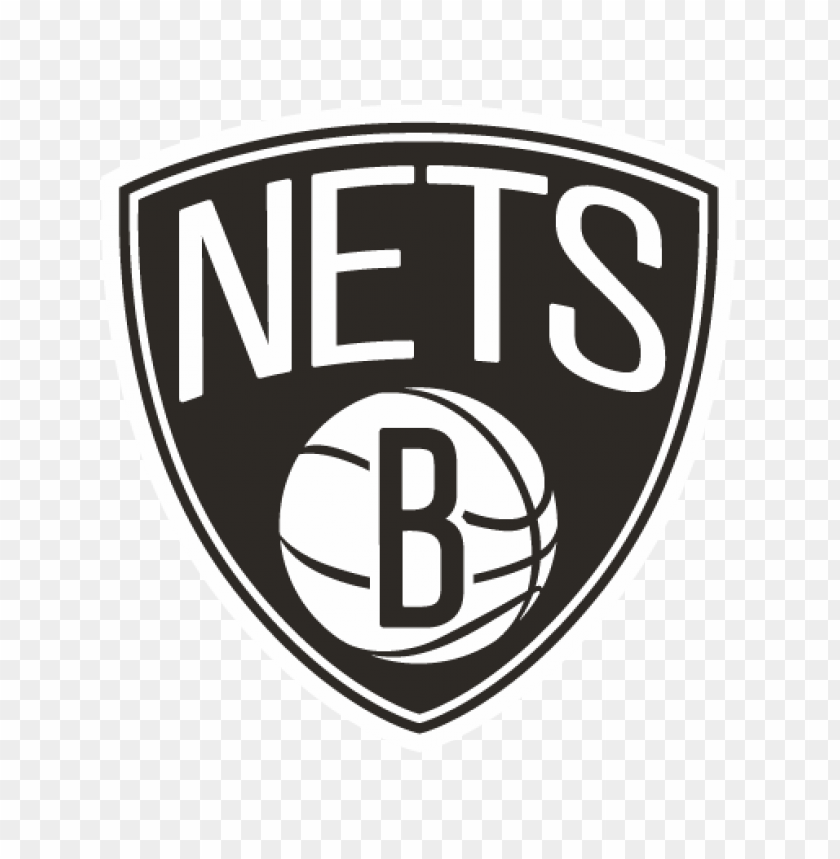 free PNG download brooklyn nets vector logo PNG images transparent