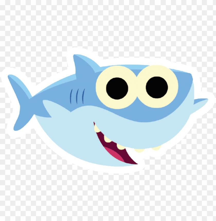 baby shark printables free png image