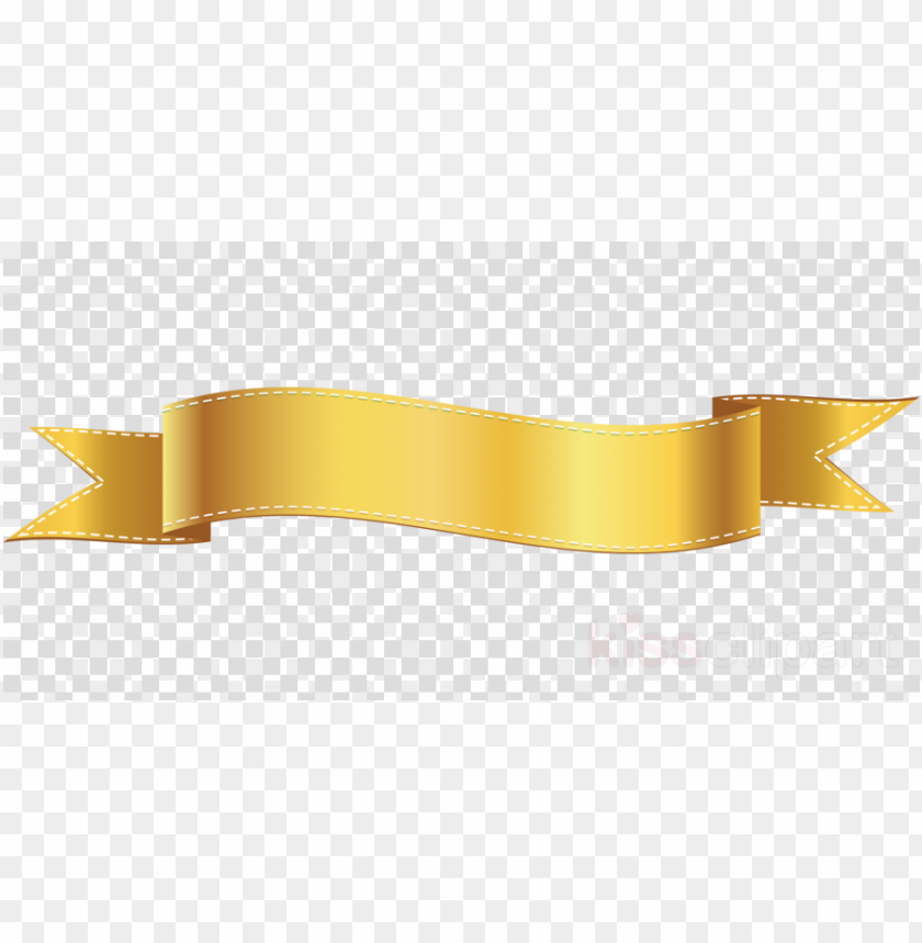download gold ribbon png clipart ribbon clip art ribbon - clip art PNG image with transparent background@toppng.com