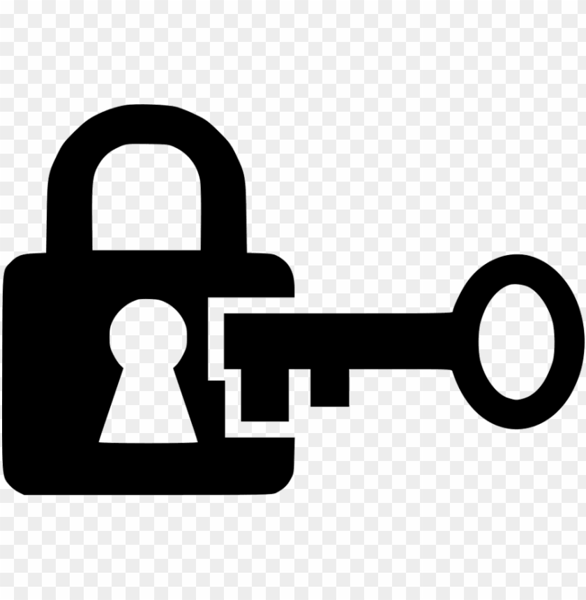 free PNG download key and lock icon png clipart padlock keys - lock key icon PNG image with transparent background PNG images transparent