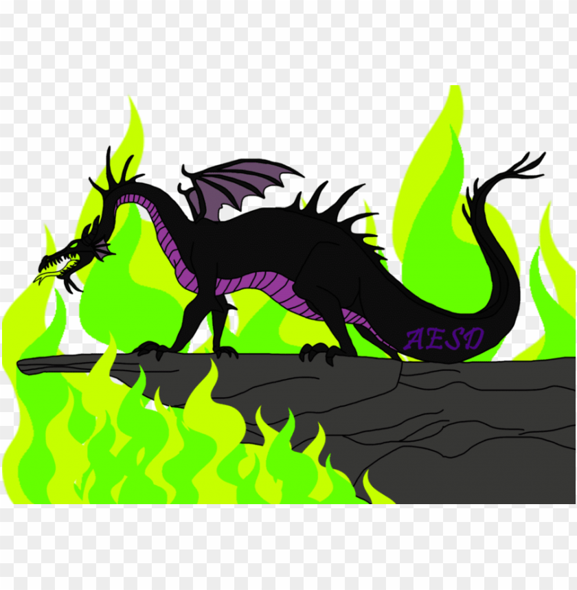 free PNG download maleficent dragon silhouette clipart dragon - dragon sleeping beauty PNG image with transparent background PNG images transparent