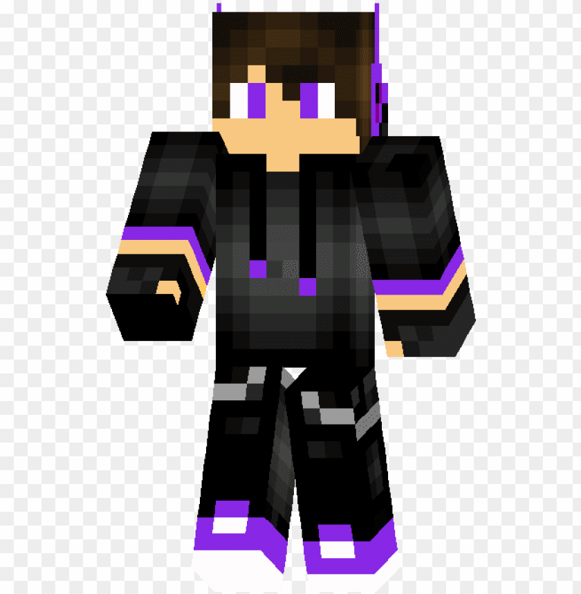 free PNG download - minecraft skin ender dragon boy PNG image with transparent background PNG images transparent