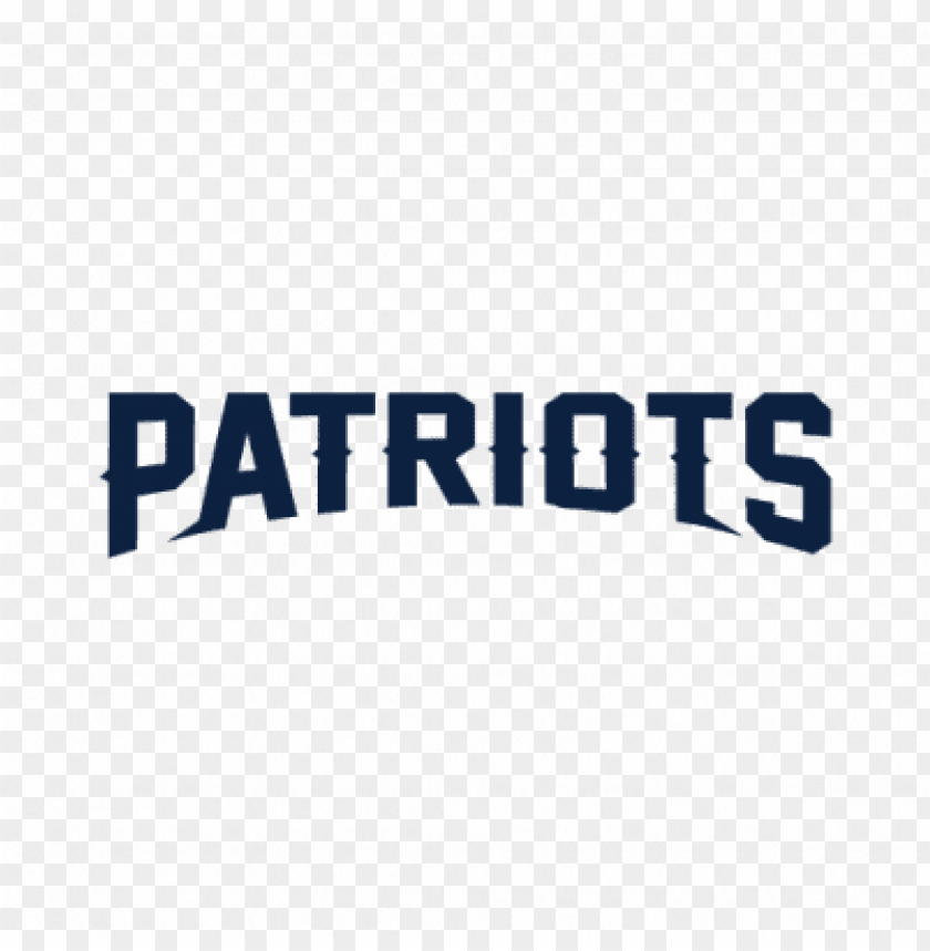 free PNG download new england patriots vector logo - new england patriots logo PNG image with transparent background PNG images transparent