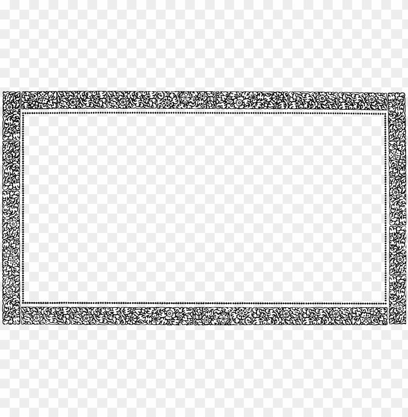 free PNG download vintage border frame png pic for designing - vintage png frames borders PNG image with transparent background PNG images transparent