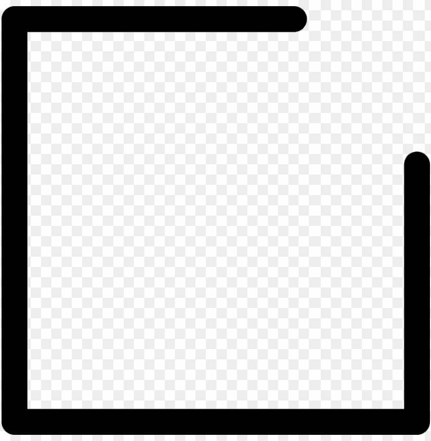free PNG download white background with black border clipart - black border with transparent background PNG image with transparent background PNG images transparent