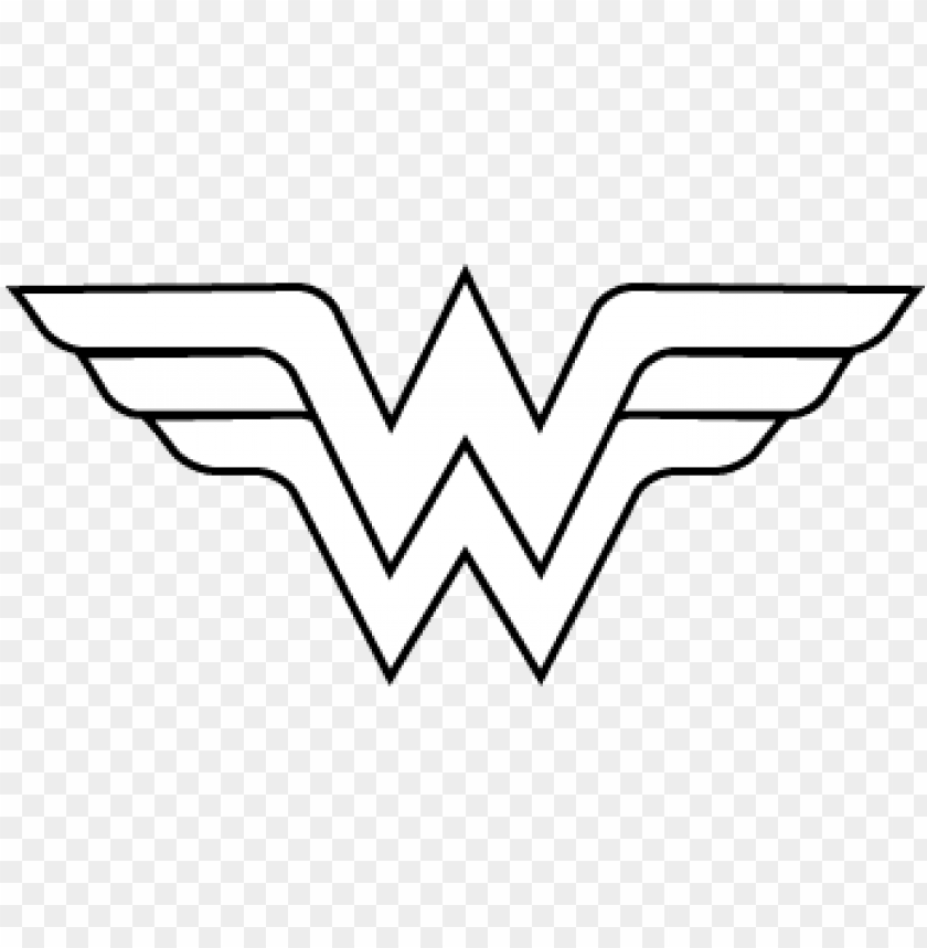 free PNG download wonder woman vector for - logo wonder woman vector PNG image with transparent background PNG images transparent