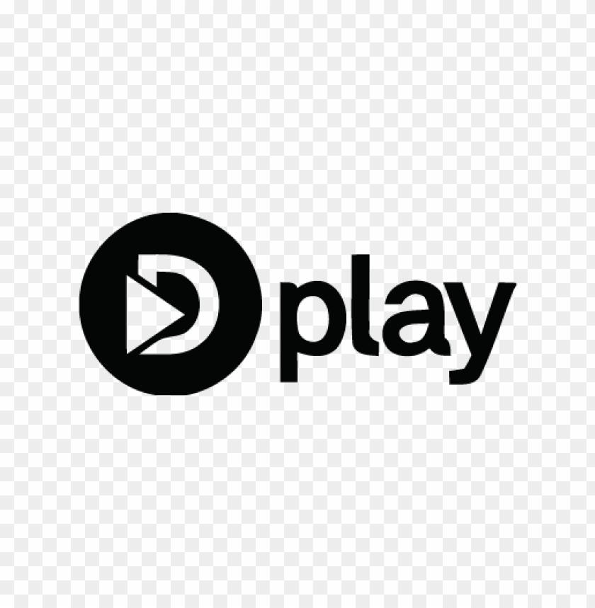 free PNG dplay logo vector (.eps, .ai) free download PNG images transparent