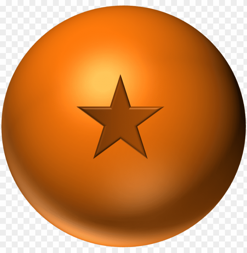 free PNG dragon ball ball png - ball of dragon ball PNG image with transparent background PNG images transparent