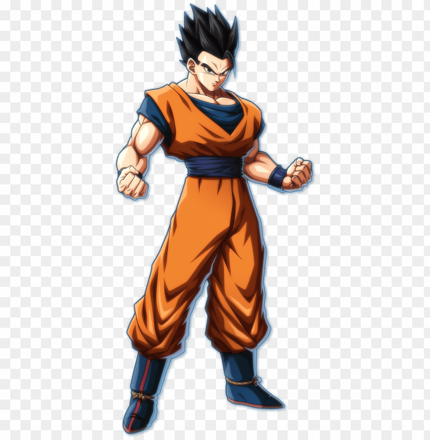 free PNG dragon ball fighterz gohan PNG image with transparent background PNG images transparent