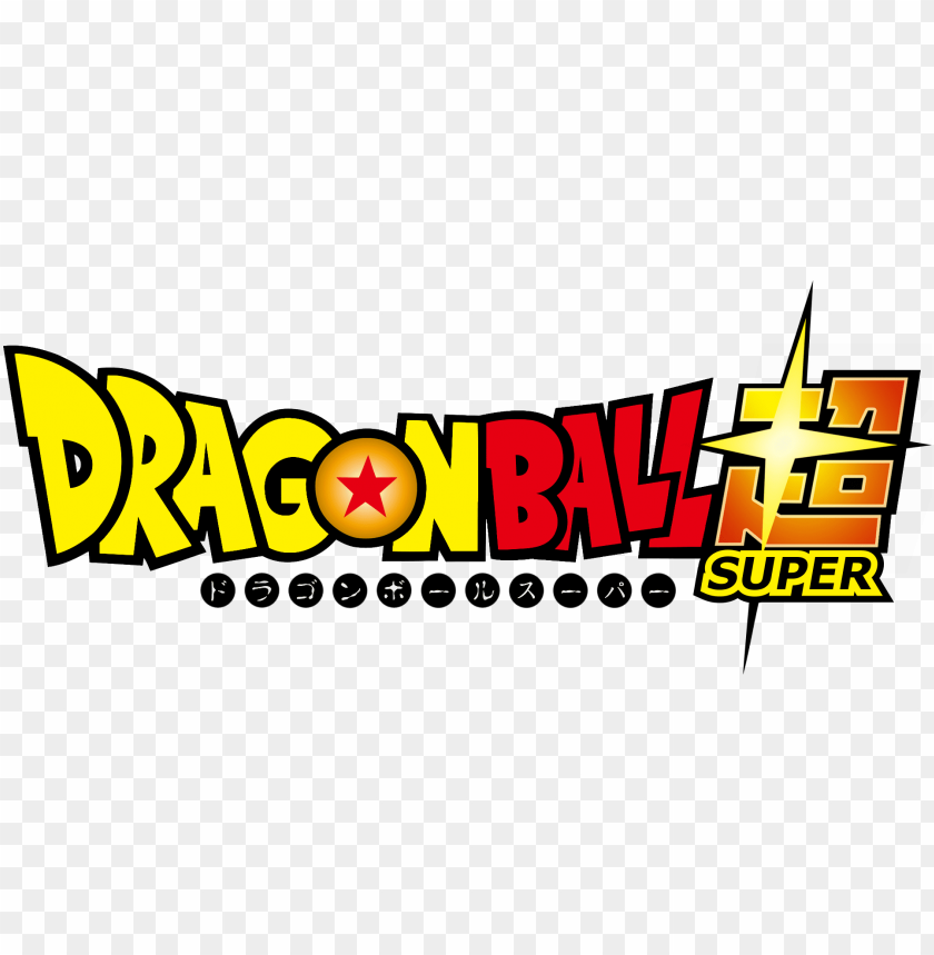 free PNG dragon ball super letras PNG image with transparent background PNG images transparent