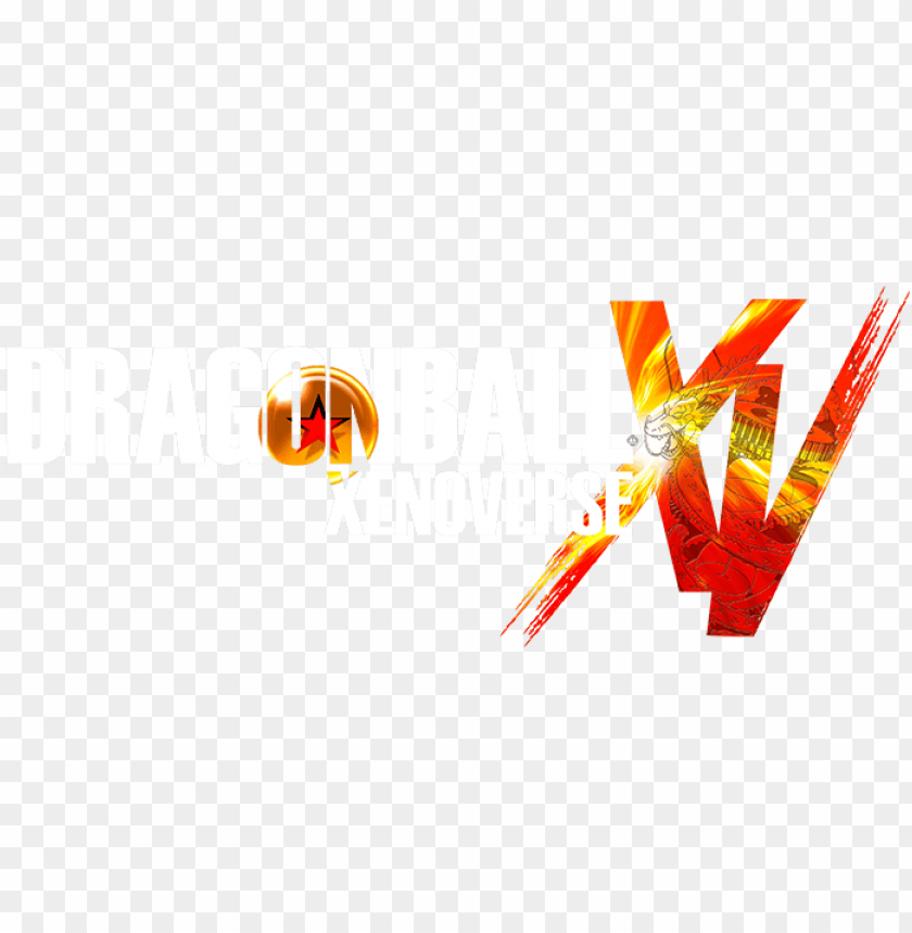 free PNG dragon ball xv logo PNG image with transparent background PNG images transparent