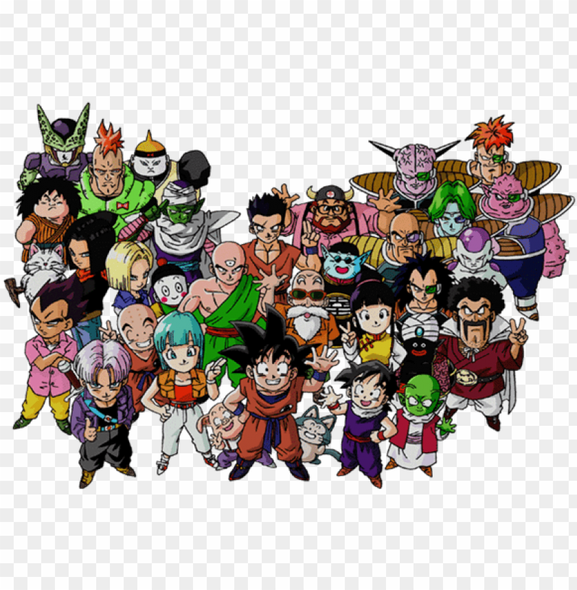free PNG dragon ball z PNG image with transparent background PNG images transparent