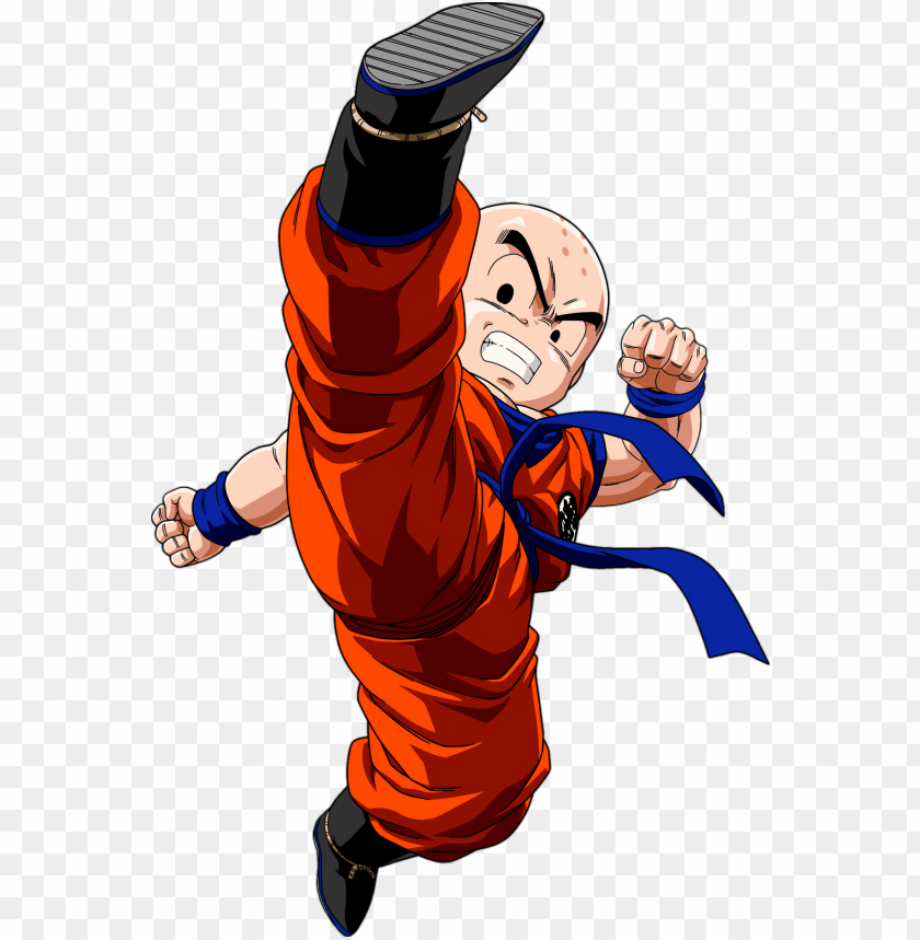 free PNG dragon ball z krillin PNG image with transparent background PNG images transparent