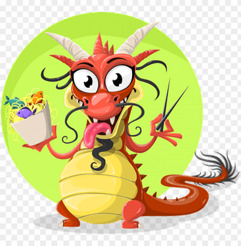 free PNG dragon chinese chinese dragon food spaghet - chinese dragon funny PNG image with transparent background PNG images transparent