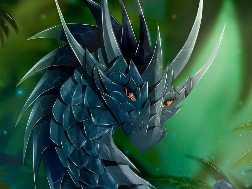 free PNG dragon, glance, art, creature, scales background PNG images transparent