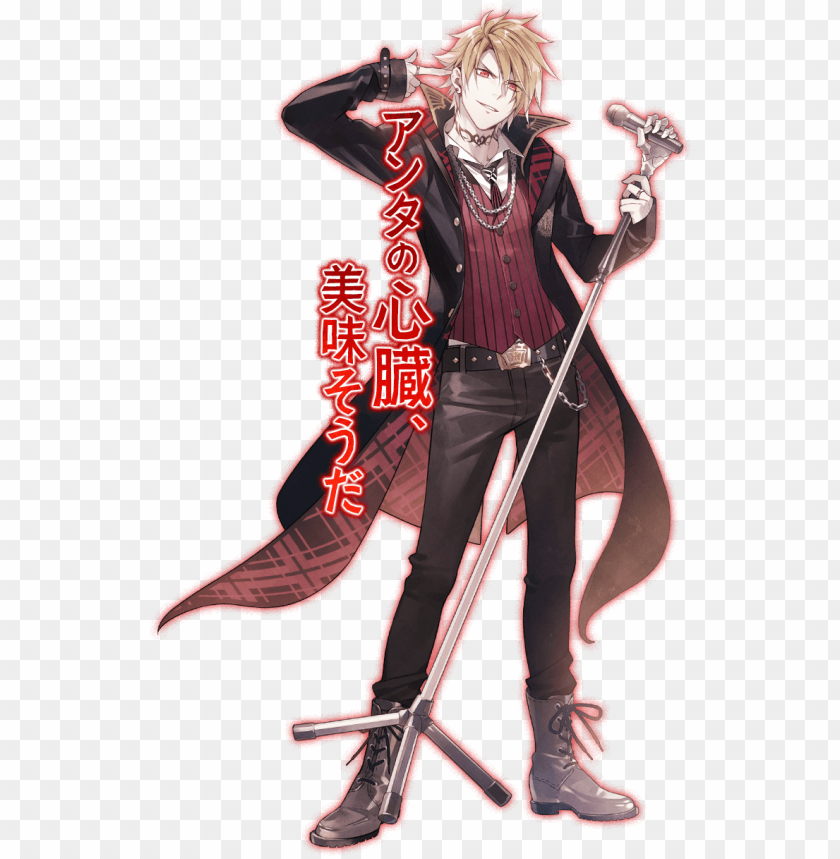 free PNG [drama cd] corpse†heart 1st night rizzi impressions - corpse heart undead musical PNG image with transparent background PNG images transparent