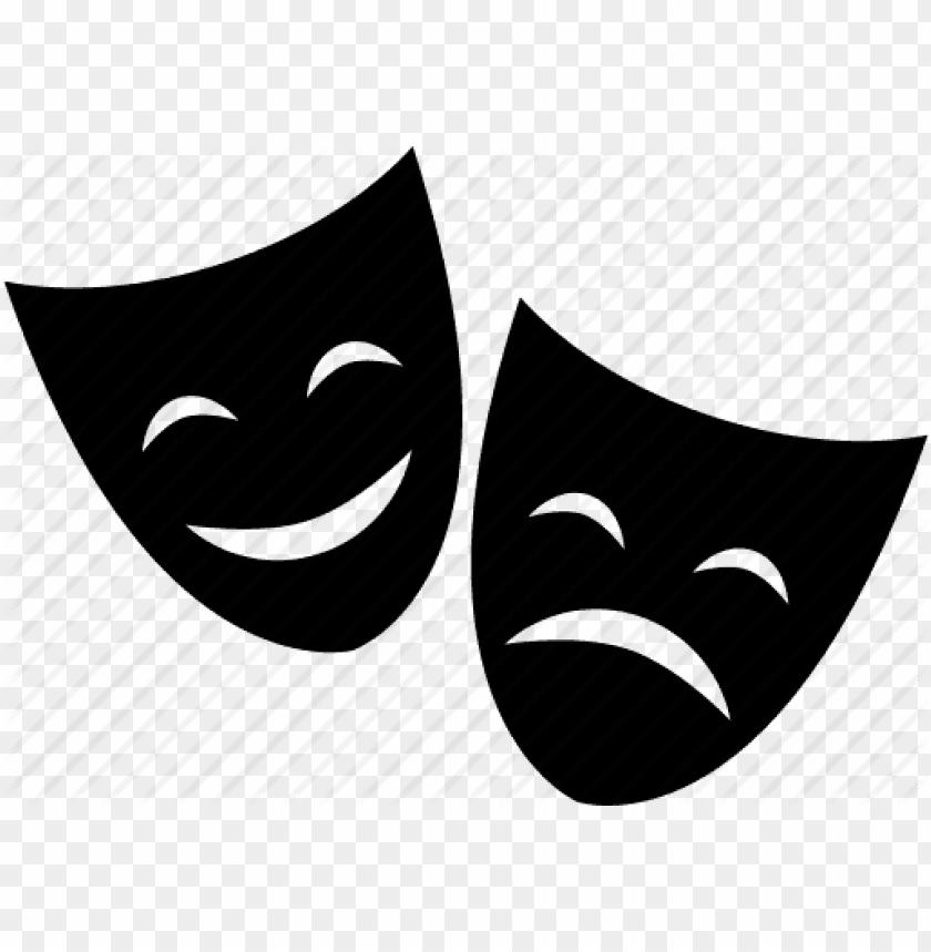 free PNG drama masks PNG image with transparent background PNG images transparent