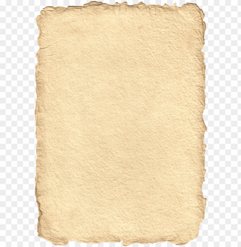 free PNG draw the edge of this paper to create a border - old paper letter PNG image with transparent background PNG images transparent