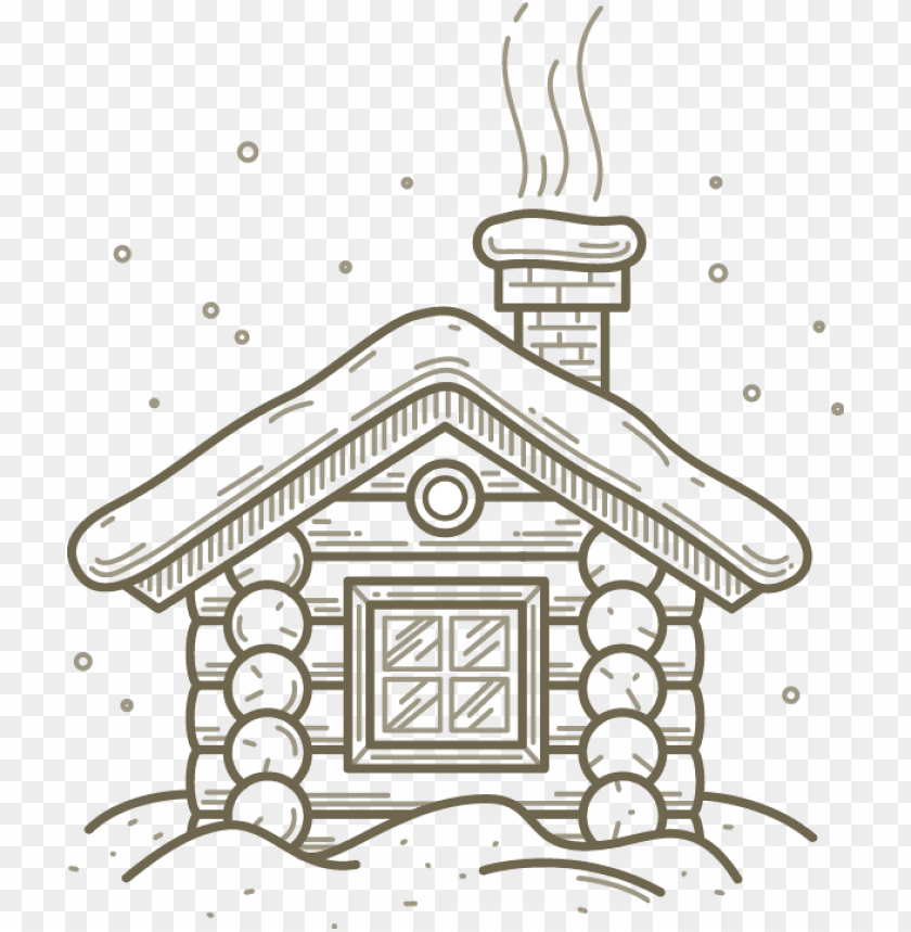 free PNG drawing cartoon houses to share line drawing PNG image with transparent background PNG images transparent