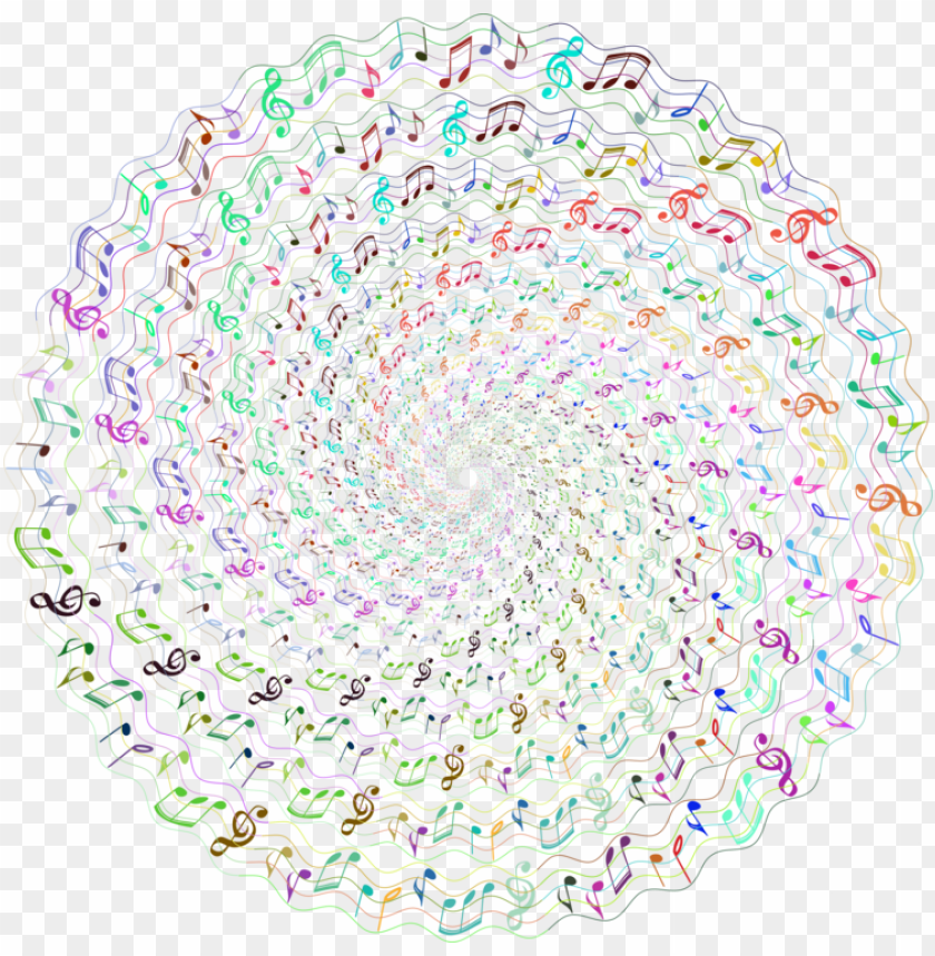 free PNG drawing line art musical note musical theatre circle - music notes in a circle PNG image with transparent background PNG images transparent