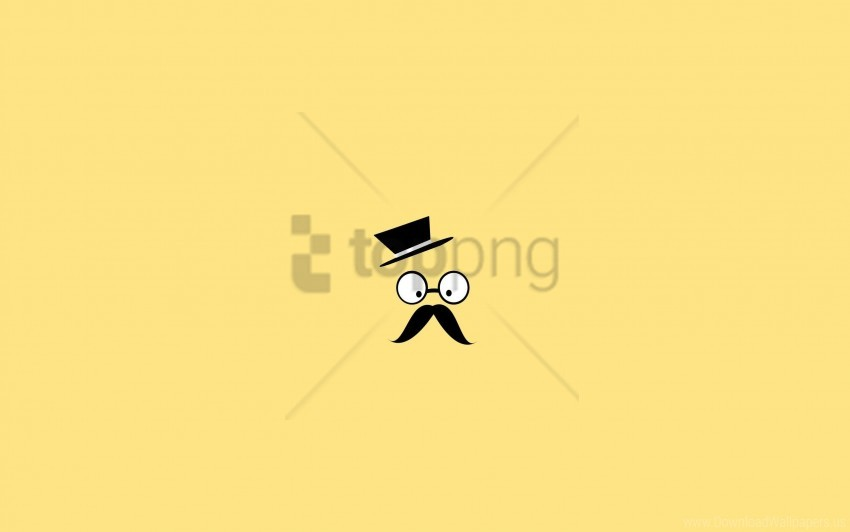 man, mustache wallpaper background