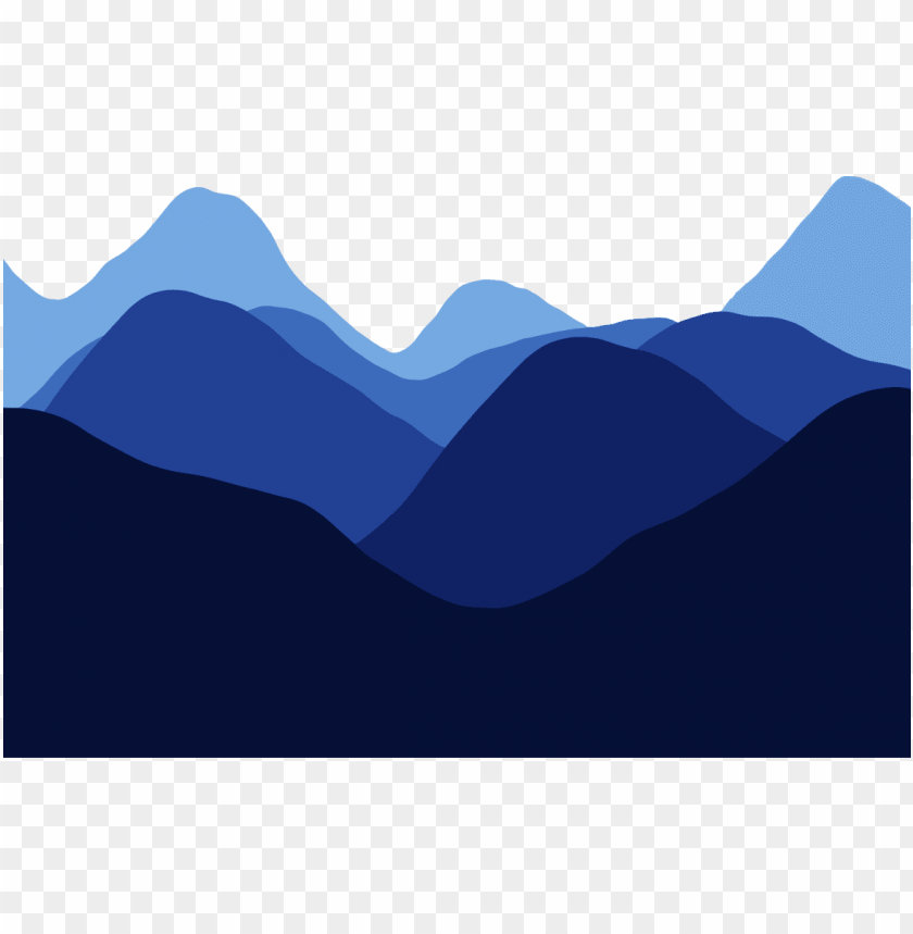 free PNG drawing mountain range silhouette ridge - mountain range transparent clipart PNG image with transparent background PNG images transparent