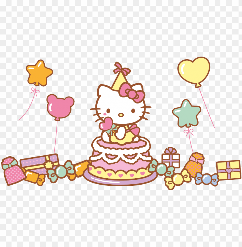 free PNG drawing party birthday decoration - thermos hello kitty 10 oz funtainer food jar, stainless PNG image with transparent background PNG images transparent