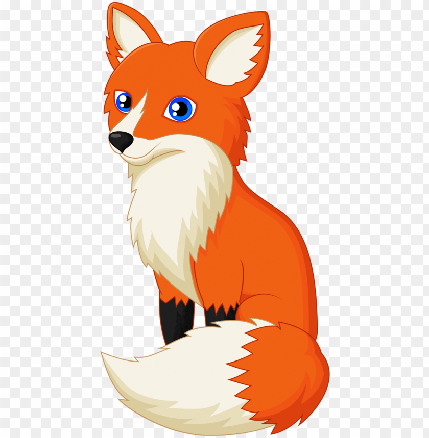 free PNG drawing red fox clip art transprent png - fox clipart PNG image with transparent background PNG images transparent