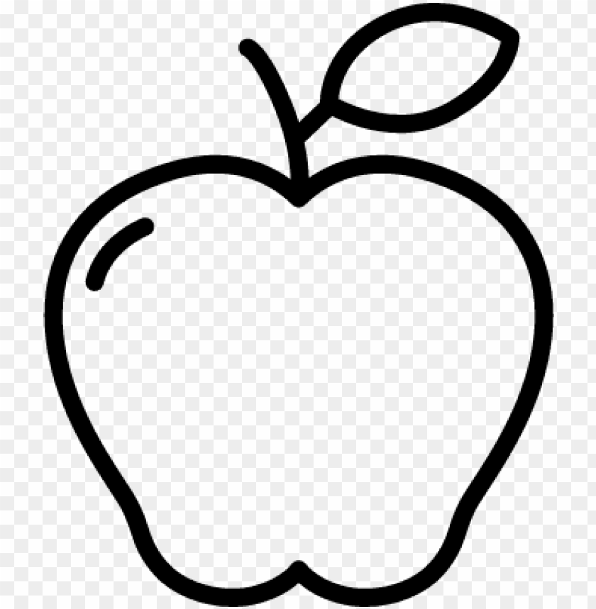 free PNG drawn apple apple fruit - drawing of apple fruit PNG image with transparent background PNG images transparent