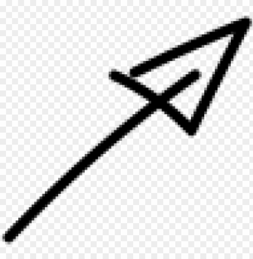 free PNG drawn arrow straight arrow PNG image with transparent background PNG images transparent
