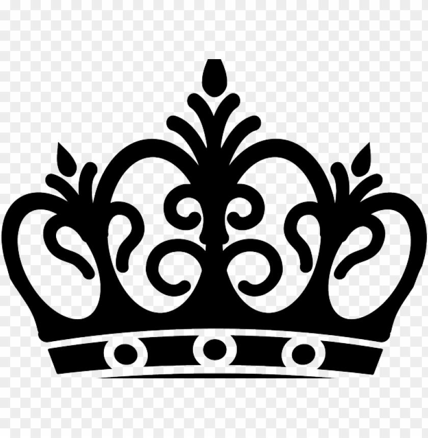 drawn crown says queen queen crown logo