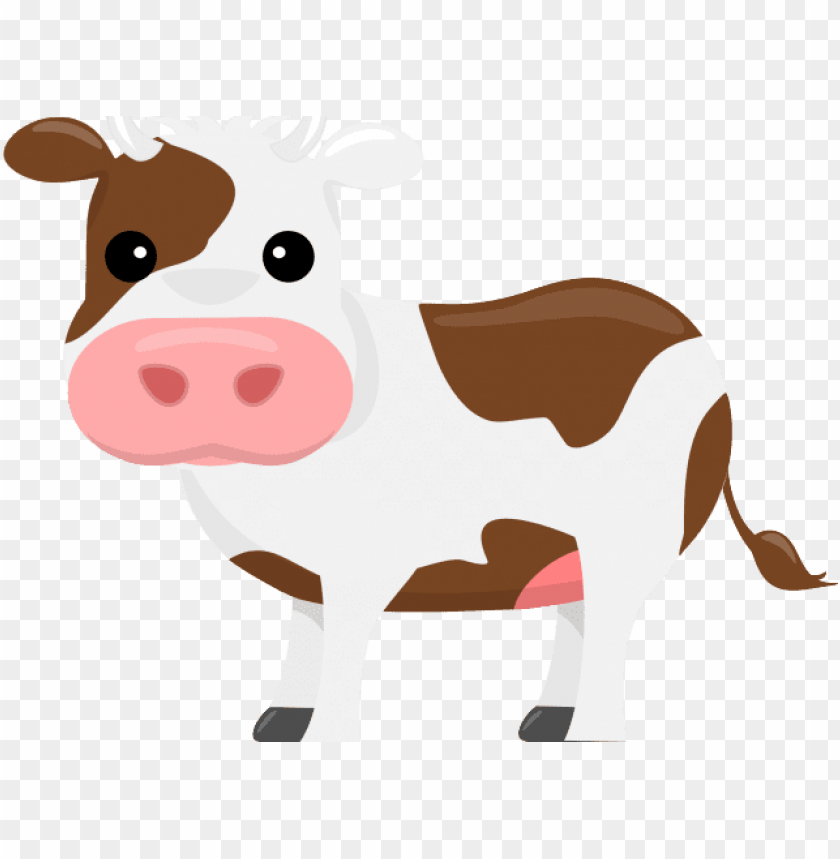 drawn meat cartoon cow transparent background farm animals clipart png image with transparent background toppng drawn meat cartoon cow transparent