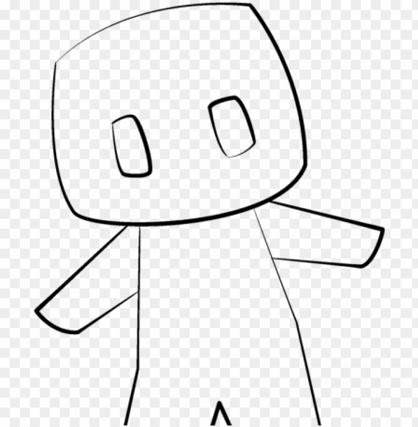 free PNG drawn minecraft art - cartoo PNG image with transparent background PNG images transparent