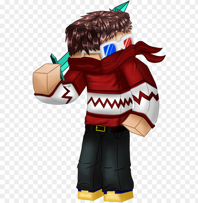 free PNG drawn minecraft cool - minecraft drawn avatar PNG image with transparent background PNG images transparent