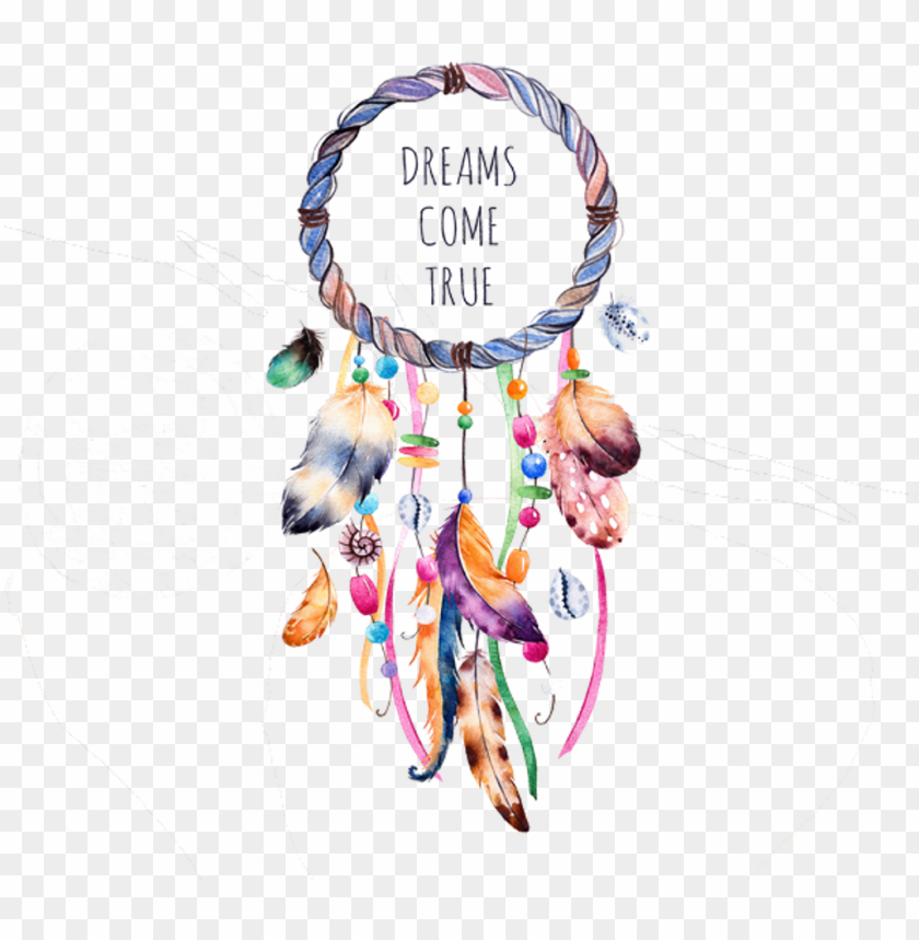 free PNG dreamcatcher watercolors watercolor watercolours water - dreamcatcher dreams come true PNG image with transparent background PNG images transparent