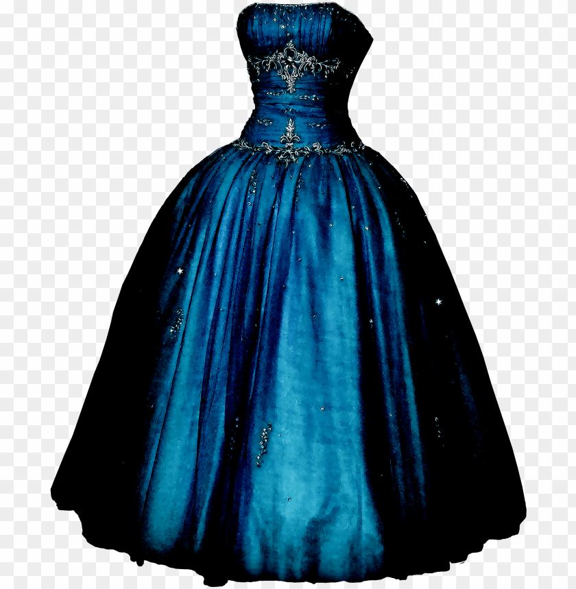 free PNG dress blue - dress PNG image with transparent background PNG images transparent