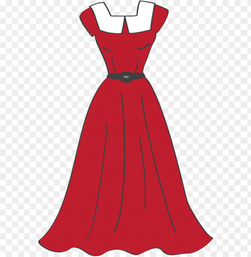 free PNG dress cartoon png - clipart dress PNG image with transparent background PNG images transparent