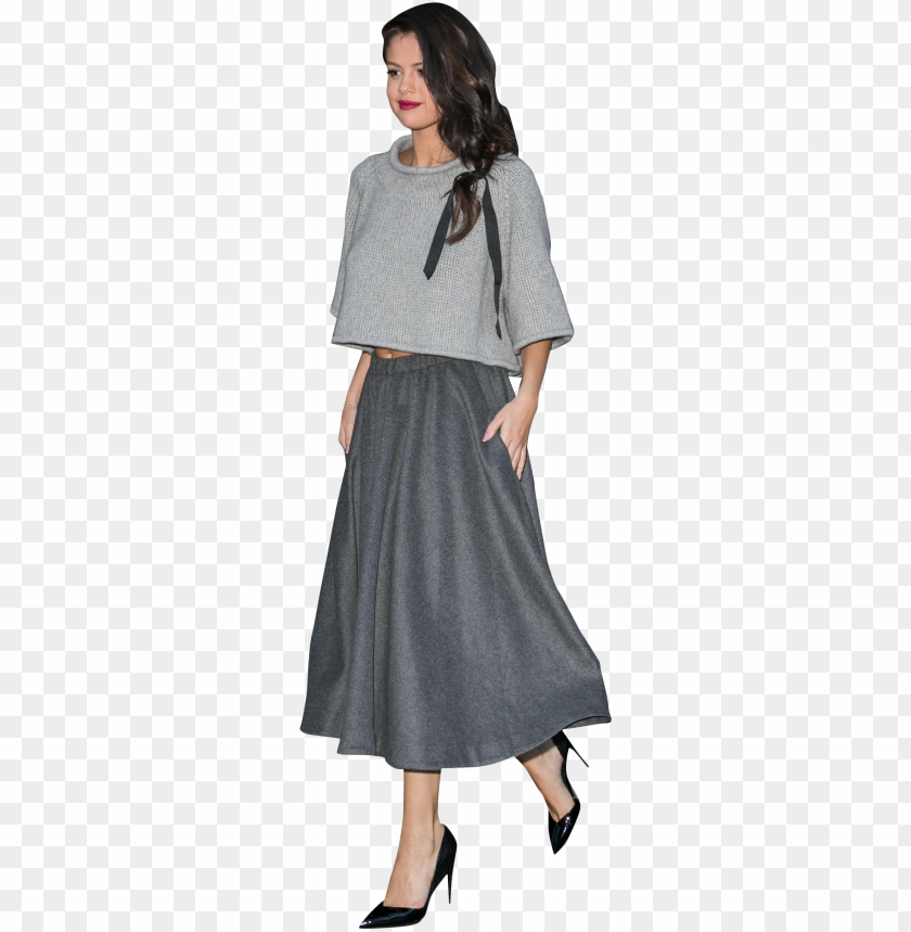 free PNG dress png, gray dress, selena gomez, gray dress outfit, - portable network graphics PNG image with transparent background PNG images transparent