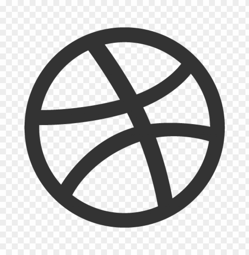 free PNG dribbble ball mark vector PNG images transparent