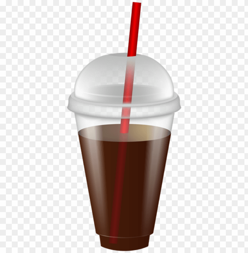 free PNG Download drink in plastic cup with straw png images background PNG images transparent