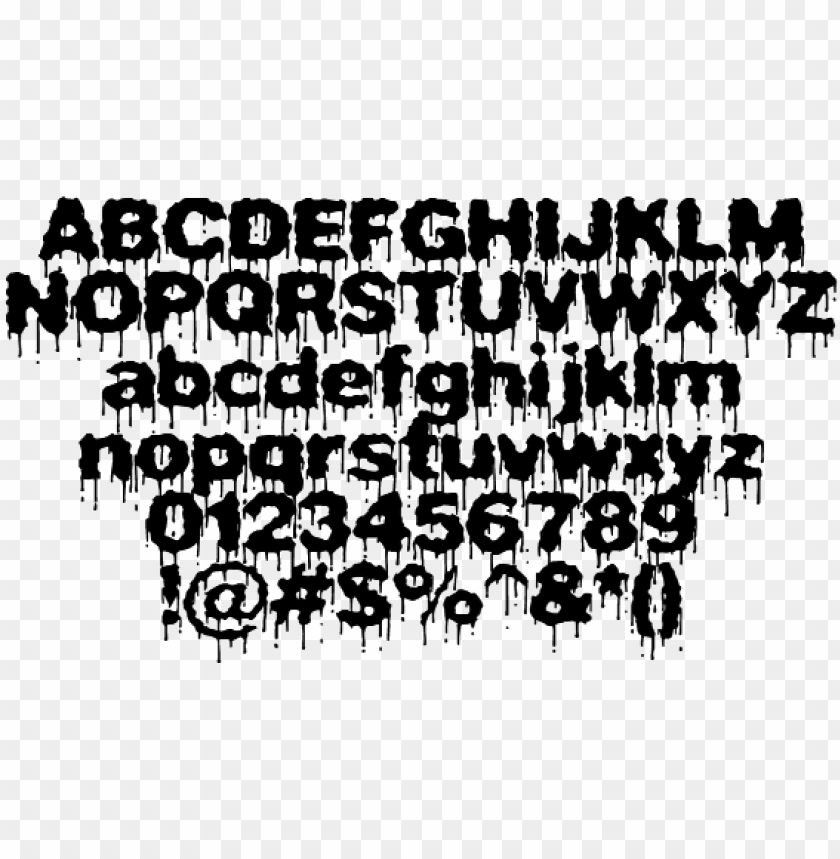 free PNG dripping letters font generator poemdoc or - drip font PNG image with transparent background PNG images transparent