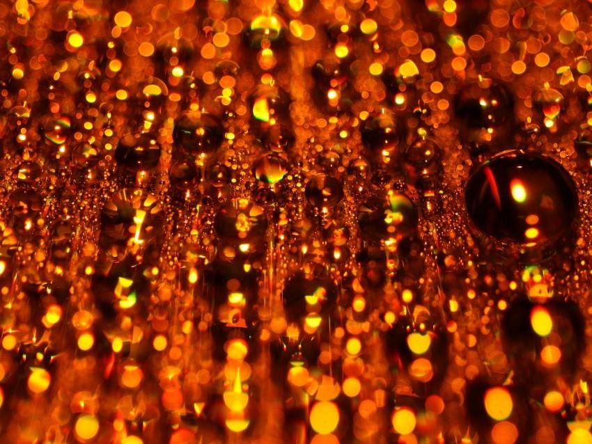 free PNG drops, macro, bubbles, blur, shine background PNG images transparent