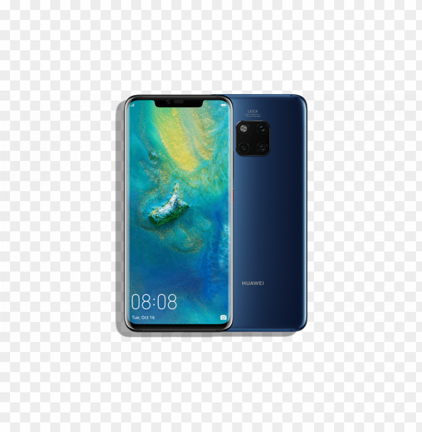 free PNG dual glass body with an aluminum frame, curved corning - huawei mate 20 pro PNG image with transparent background PNG images transparent