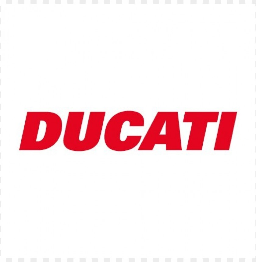 ducati logo (wordmark) vector download@toppng.com